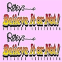 Picture for category Ripley's Believe It Or Not
