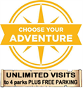 Picture of SeaWorld -  4 park SPECIAL with 14 days of unlimited access + Free Parking - Ages 3+