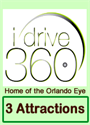 Picture of I-Drive 360 - 3 Attractions,  Orlando Eye, Madame Tussauds and Sea Life.