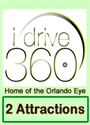 Picture of I-Drive 360 - Choose 2 Attractions from, Orlando Eye, Madame Tussauds or Sea Life.