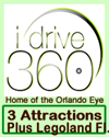 Picture of I-Drive 360 - Legoland Florida + all 3 Attractions, Orlando Eye, Madame Tussauds, Sea Life.