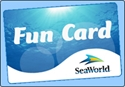 Picture of SeaWorld Fun Card - ages 3 years plus