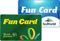 Picture of SeaWorld & Busch Gardens Fun Card - ages 3 years +